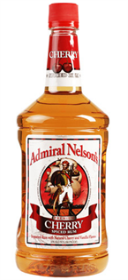 Admiral Nelson's Rum Cherry Spiced 1.75l